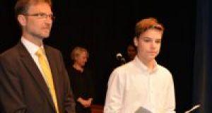 Jó tanuló - jó sportoló: Pirint Gergő